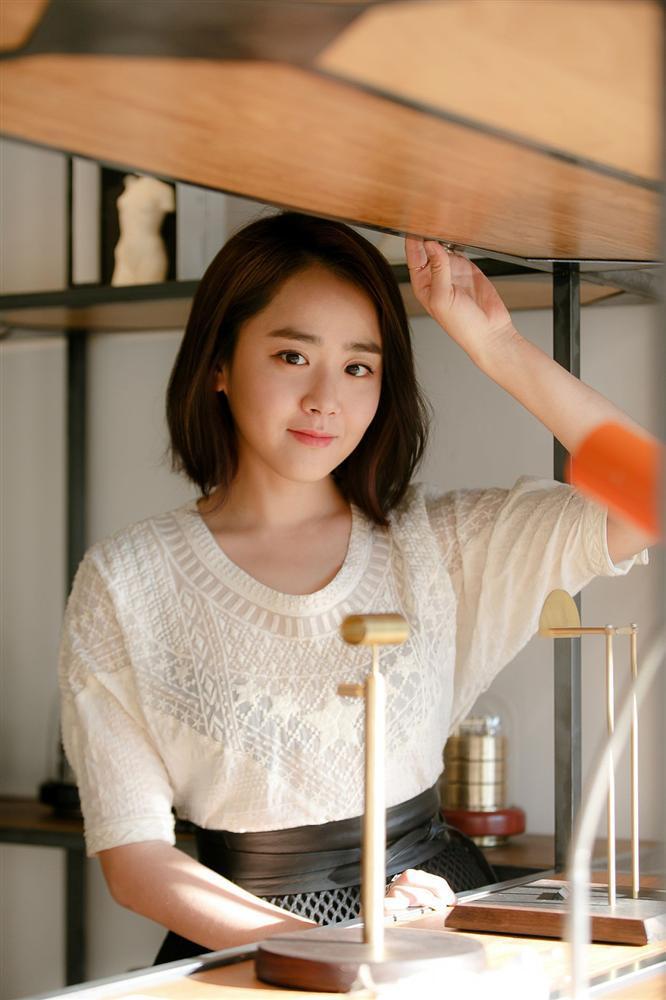 Em gái quốc dân Moon Geun Young tăng cân khiến dung nhan bỗng nhiên già chát-2