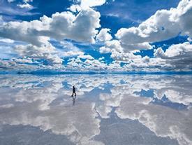 Khách sạn muối và những điều độc đáo chỉ có ở Bolivia