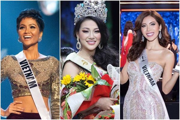 HHen Niê chính thức lọt top 25 Hoa hậu đẹp nhất thế giới 2018, Tiểu Vy dừng bước trong tiếc nuối-2