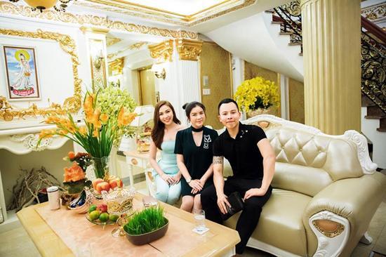 Biệt thự xa hoa như cung điện của các mỹ nhân Việt-10