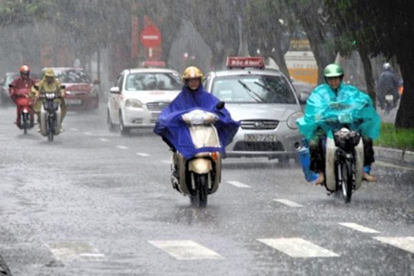 Dự báo thời tiết 8/1: Không khí lạnh tràn về, Bắc Bộ mưa diện rộng-1
