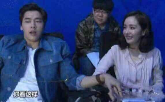Dương Mịch lên hot search khi liên tiếp lộ chứng cứ hẹn hò trai trẻ Lý Dịch Phong trước khi ly hôn chồng-10