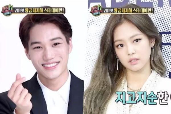 Chuyên gia nhân tướng học nói gì về độ tương xứng giữa cặp đôi Kai (EXO) và Jennie (BlackPink)-2