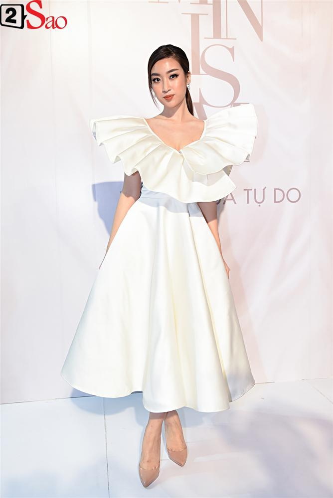 Bất chấp làn sóng tẩy chay, Hòa Minzy diện váy lồng lộn chặt chém dàn hoa hậu-3