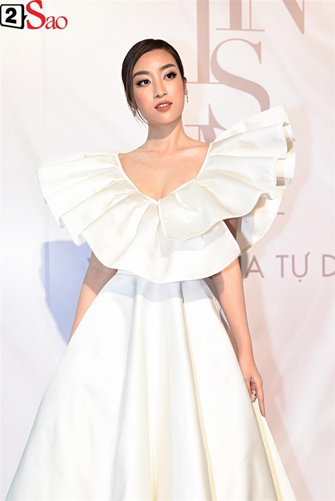 Bất chấp làn sóng tẩy chay, Hòa Minzy diện váy lồng lộn chặt chém dàn hoa hậu-4