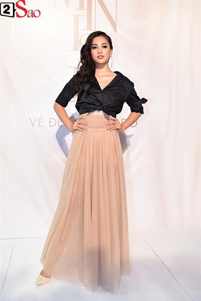 Bất chấp làn sóng tẩy chay, Hòa Minzy diện váy lồng lộn chặt chém dàn hoa hậu-6