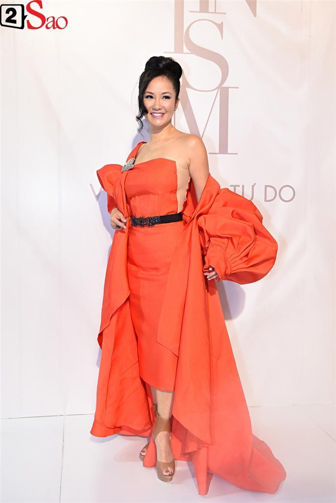 Bất chấp làn sóng tẩy chay, Hòa Minzy diện váy lồng lộn chặt chém dàn hoa hậu-10
