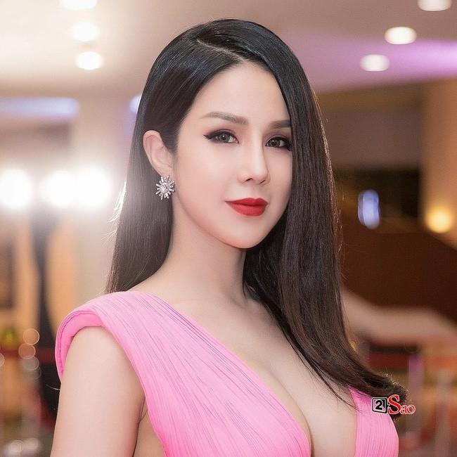 Cố quảng cáo tiệm nail của Kỳ Duyên, ai ngờ Diệp Lâm Anh lại hại chết hoa hậu vì bộ móng mắc tiền mà nhìn thấy ghê-5