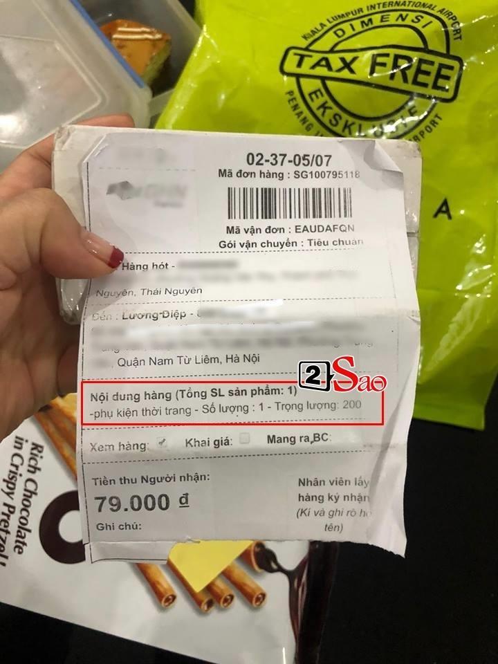Cú lừa mua hàng online vô tiền khoáng hậu: Phụ kiện thời trang giá 79.000 bị biến thành cái... kẹp giấy-2