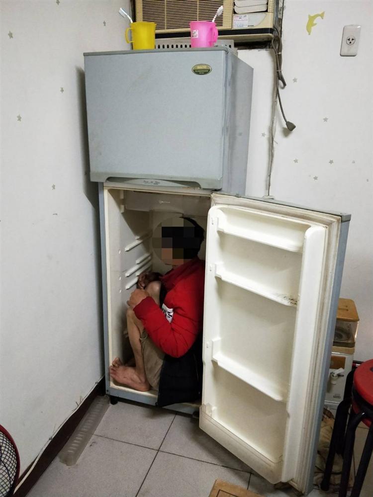 Bắt người Việt trốn trong tủ lạnh tại Đài Loan-1
