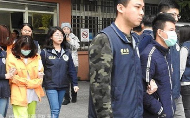 Bắt người Việt trốn trong tủ lạnh tại Đài Loan-2