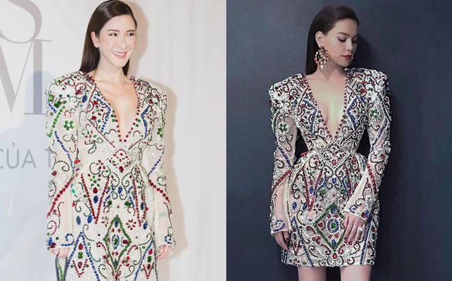 Lý Quí Khánh lên tiếng khi bị tố gài bà hoàng thời trang Singapore mặc váy cũ của Hồ Ngọc Hà-1