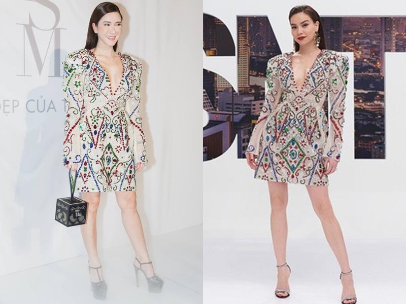 Lý Quí Khánh lên tiếng khi bị tố gài bà hoàng thời trang Singapore mặc váy cũ của Hồ Ngọc Hà-2