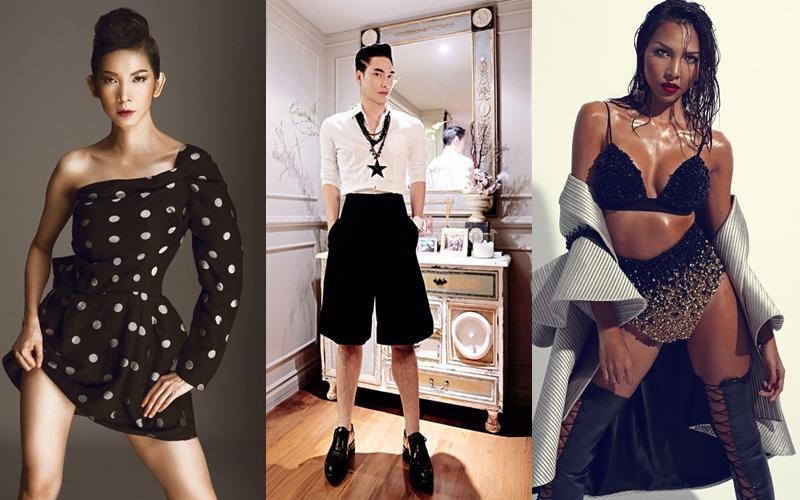 Lý Quí Khánh lên tiếng khi bị tố gài bà hoàng thời trang Singapore mặc váy cũ của Hồ Ngọc Hà-5
