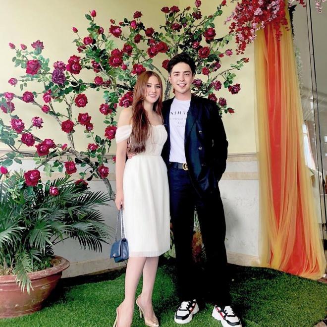 Không còn ngại ngần, Thu Thủy công khai nhiều khoảnh khắc thân mật với bạn trai mới sau hôn nhân tan vỡ-6