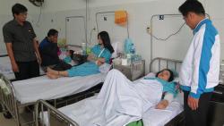Vụ xe khách rơi khỏi đèo Hải Vân: Đưa nữ sinh xấu số về quê nhà