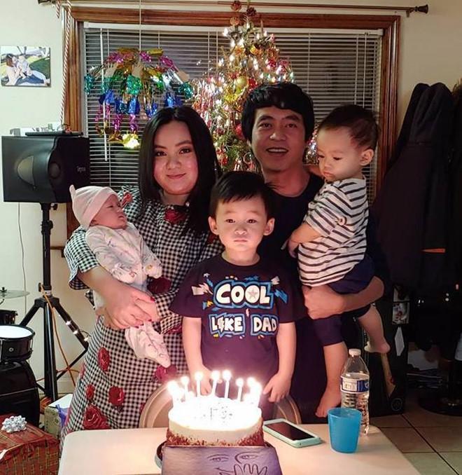 Bé Xuân Mai sinh con trai thứ 3 sau 3 năm kết hôn ở Mỹ-1