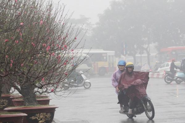 Thời tiết 3 ngày tới: Hà Nội chìm trong mưa rét-1