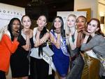 Lê Âu Ngân Anh mặc bikini nóng bỏng, thể hiện trình tiếng Anh với truyền thông quốc tế tại Miss Intercontinental 2018-12