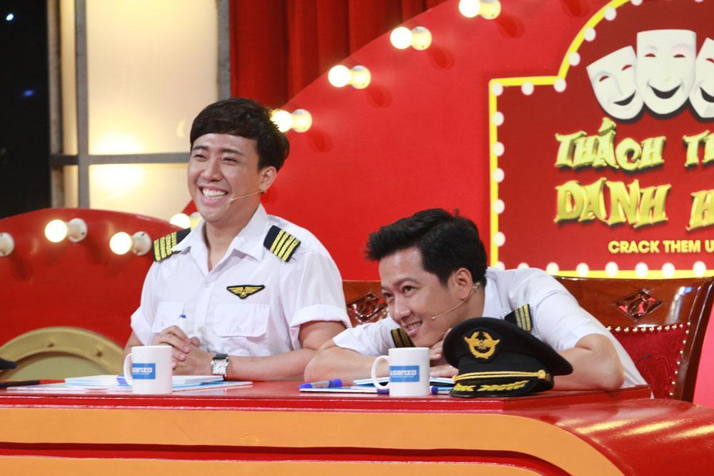 5 chú tiểu nhóm Bồng Lai khiến sân khấu Thách thức danh hài bấn loạn vì quá đáng yêu-3
