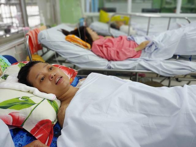 Xót xa mẹ trẻ nhập viện vì tắc tia sữa nhưng bị cắt bỏ tứ chi-1