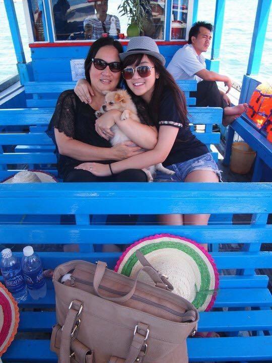 Gần 6 năm sau ngày mất anh trai, em gái của ca sĩ Wanbi Tuấn Anh ngày càng xinh đẹp, đã lên chức mẹ-4