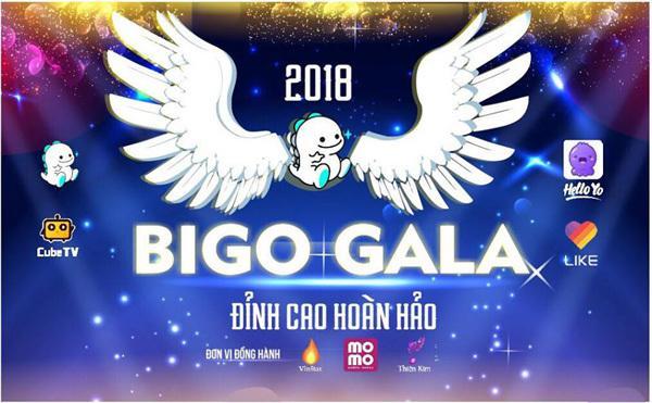 Hoàng Yến Chibi làm giám khảo Bigo Gala 2018-3