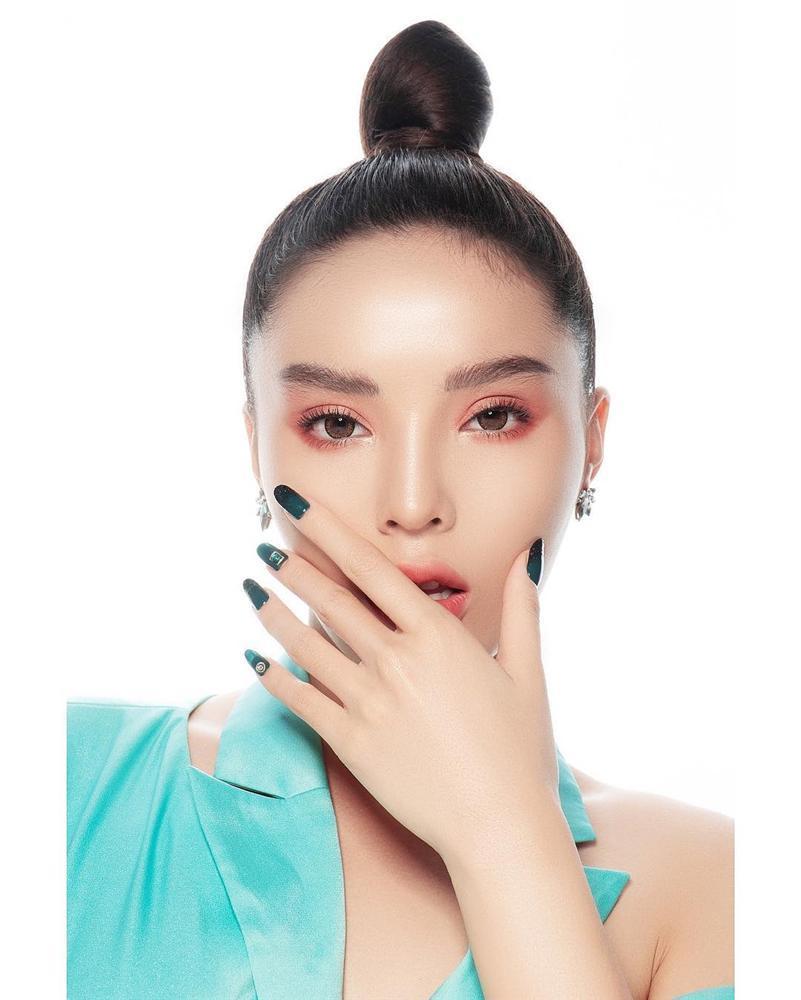 Vừa lên chức bà chủ tiệm nail đã liên tiếp bị chê đắt mà làm xấu thấy gớm, Hoa hậu Kỳ Duyên tự răn mình gắng chỉn chu-1