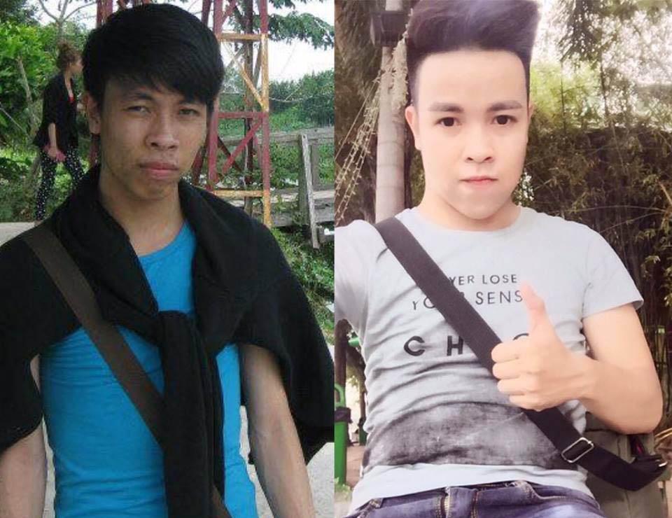 Bị bồ đá vì xấu, 2 chàng Tiền Giang, Đồng Tháp xây lại mặt đẹp như tài tử-6