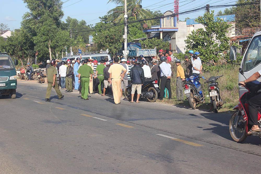 Bình Thuận: Truy tìm ô tô tông chết người trên quốc lộ rồi bỏ chạy-1