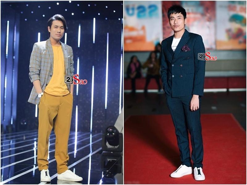 Kiều Minh Tuấn trở thành thánh tiết kiệm của showbiz khi tham gia 7-7-49 sự kiện với chỉ đúng 1 đôi giày-9