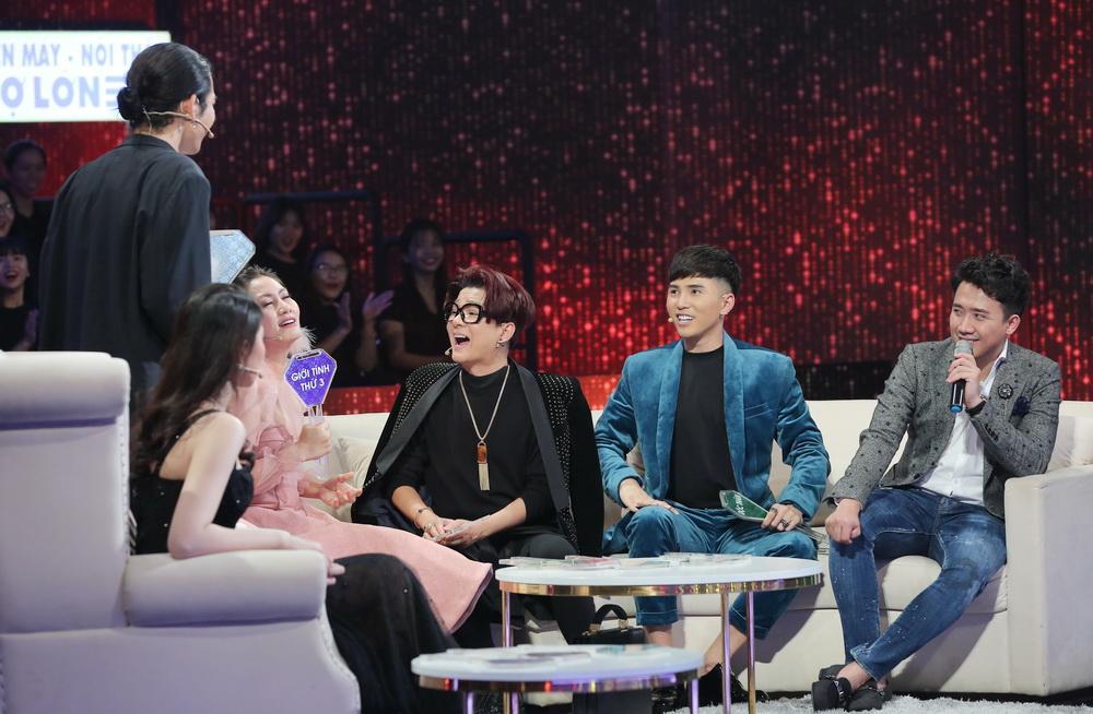 Mờ mắt vì trai đẹp, BB Trần tuyên bố cướp hết mỹ nam cực phẩm dù chỉ được đóng vai khách mời-2