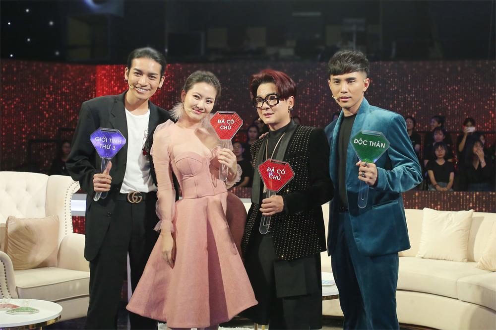 Mờ mắt vì trai đẹp, BB Trần tuyên bố cướp hết mỹ nam cực phẩm dù chỉ được đóng vai khách mời-1