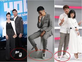 Kiều Minh Tuấn trở thành 'thánh tiết kiệm' của showbiz khi tham gia 7-7-49 sự kiện với chỉ đúng 1 đôi giày