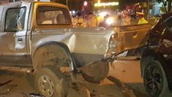 Thông tin chính thức vụ cảnh sát giao thông gây tai nạn liên hoàn