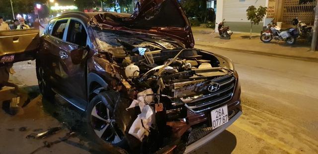 Công an lên tiếng vụ CSGT gây tai nạn liên hoàn ở Sơn La-2