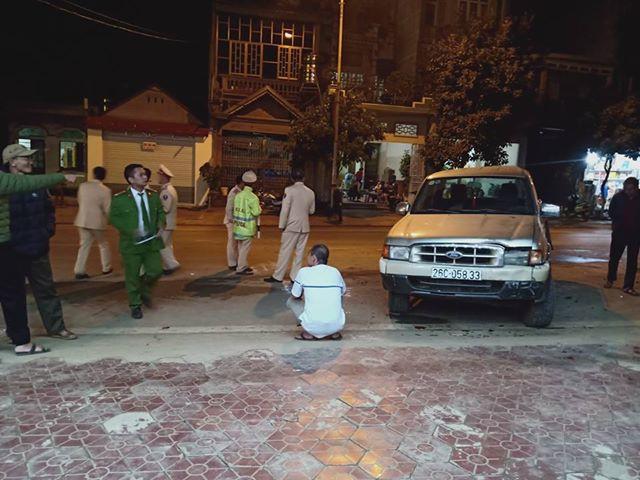 Công an lên tiếng vụ CSGT gây tai nạn liên hoàn ở Sơn La-3
