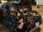 Công an lên tiếng vụ CSGT gây tai nạn liên hoàn ở Sơn La