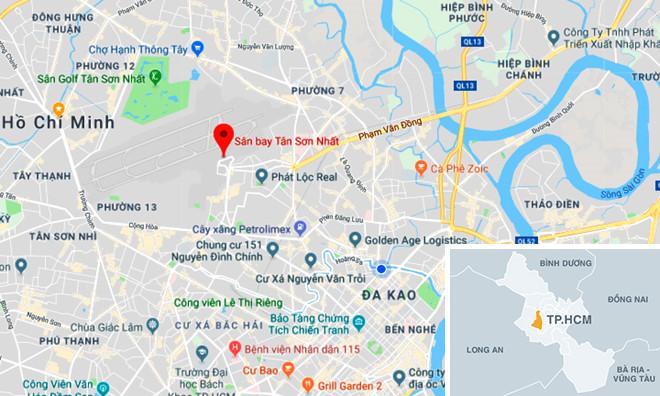Cảnh sát vây bắt băng cho vay nặng lãi khi vừa xuống Tân Sơn Nhất-2