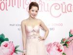 Nổi bật giữa dàn mỹ nhân châu Á, Chi Pu tự tin hát nhạc phim bằng tiếng Thái-4