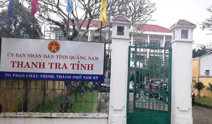 Phó chánh Thanh tra tỉnh Quảng Nam tử vong tại trụ sở-1