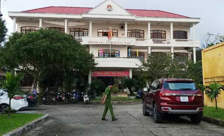 Phó chánh Thanh tra tỉnh Quảng Nam tử vong tại trụ sở-2
