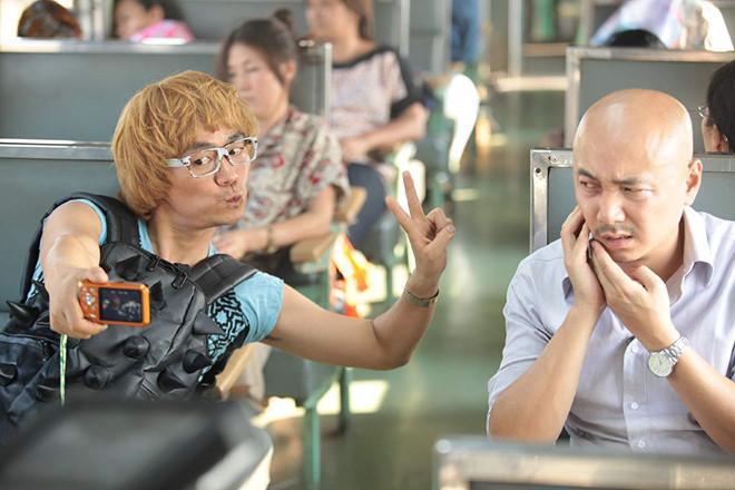 Loạt phim giúp Vương Bảo Cường, Từ Tranh trở thành vua hài mới-2