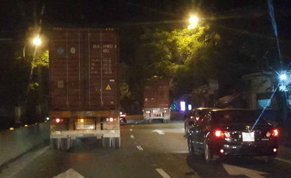 Ma túy đầu độc lái xe container tỉnh như sáo 2 ngày 2 đêm-1