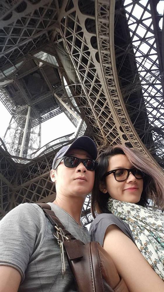 Hiếm hoi lắm vợ kém 14 tuổi của MC Anh Tuấn mới nói lời ngọt ngào với chồng, ai nghe xong cũng đổ gục vì quá tình-4