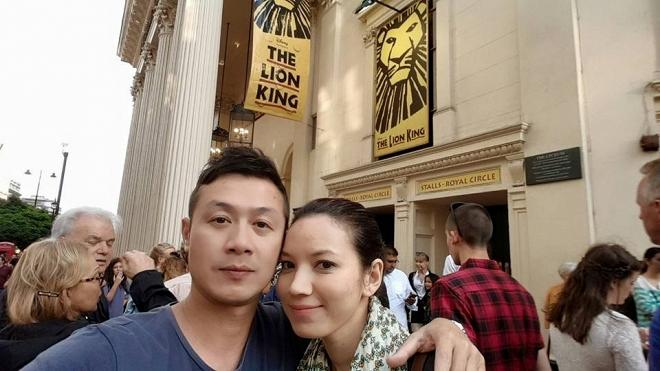 Hiếm hoi lắm vợ kém 14 tuổi của MC Anh Tuấn mới nói lời ngọt ngào với chồng, ai nghe xong cũng đổ gục vì quá tình-5