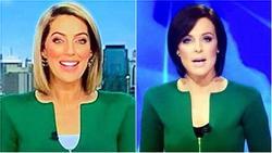 MC truyền hình mặc áo gây liên tưởng đến 'của quý'
