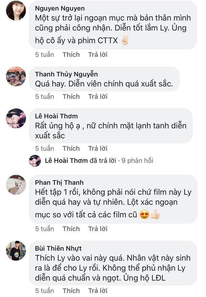 Lưu Đê Li được khen ngợi nhờ diễn xuất ấn tượng trong Chạy trốn thanh xuân-4