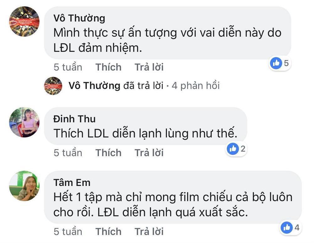 Lưu Đê Li được khen ngợi nhờ diễn xuất ấn tượng trong Chạy trốn thanh xuân-6