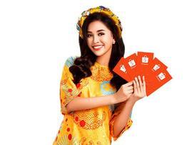 Hoa hậu Tiểu Vy gợi ý cách chọn áo dài Tết